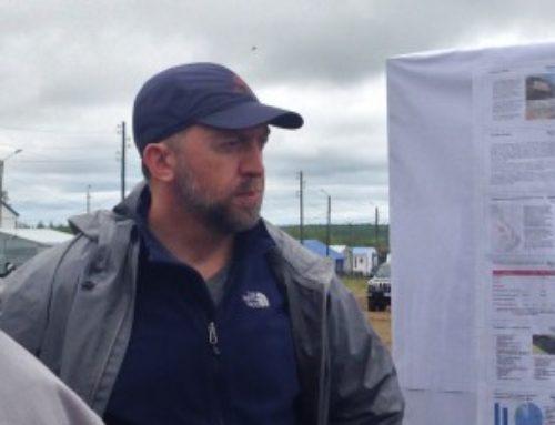 Олег Дерипаска обозначил ближайшие перспективы строящихся заводов РУСАЛа в Сибири