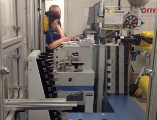 На БоАЗе установлена роботизированная лаборатория для проведения экспресс-анализов алюминия