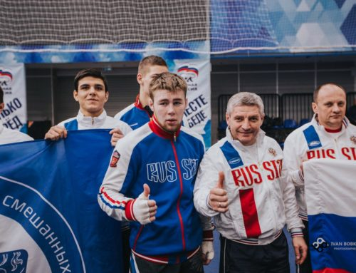 Игорь Глазков: «Я стал чемпионом мира за два года»