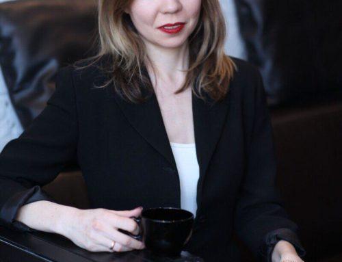 Виктория Ионова: «Важный разговор с собой»